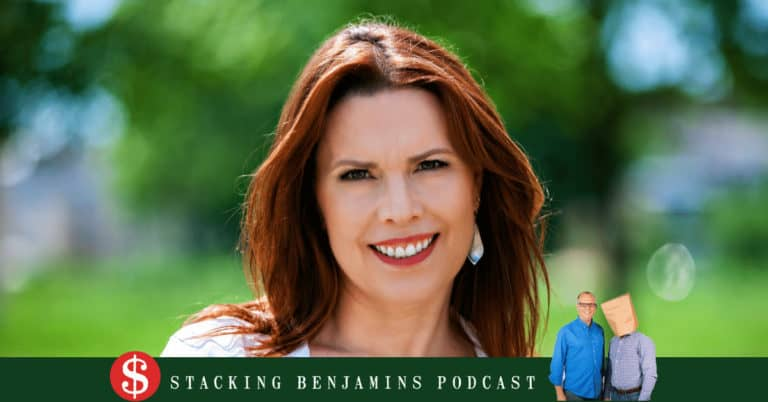 Annie Duke on Stacking Benjamins