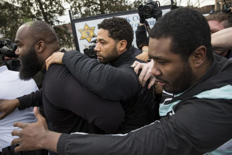 ARTICLE: The Jussie Smollett story showed America the danger of instant certainty. How can we slow all the hot takes?